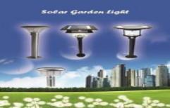 Solar Garden Lights by Koundinya Industries