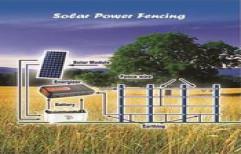 Solar Power Fencing by Koundinya Industries