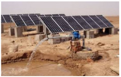 Solar Water Pumping System by The Perfect India