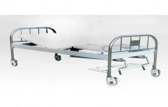 SS Hospital Bed by Vishal Furniture