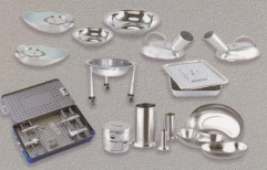 Stainless Steel Hospital Hollowware by Oam Surgical Equipments & Accessories