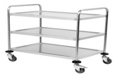 Surgical Instrument Trolley by Surgical Hub