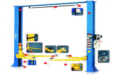 Two Post Car Lift by Tech Fanatics Garage Equipments Private Limited