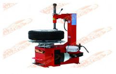 Tyre Changer by Tech Fanatics Garage Equipments Private Limited