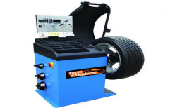 Wheel Balancer WBD 1600 by Tech Fanatics Garage Equipments Private Limited