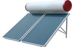 200 LPD FPC Solar Water Heater by Energy Saving Consultancy