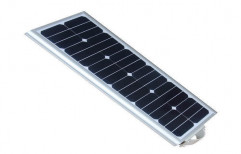 20W Integrated Solar Street Light by Raysteeds Energy Private Limited