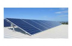 300 Watt Monocrystalline Solar Panel by Bharat Agro