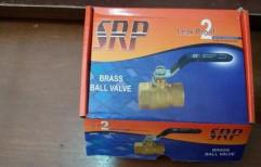 Br. Ball Valve by Taj Trading Company