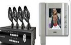 Cctv Camera And Video Door by Gurukirpa Airconditioners