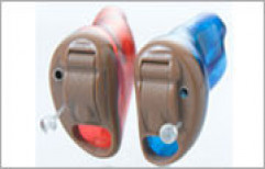 CIC Hearing Aids by S. T. C Medical