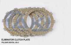 Clutch Plate Pulsar Motorcyle by AKI Torito Repuestos