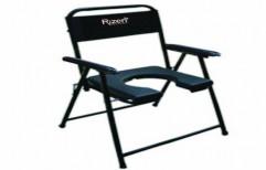 Commode Chair Fiber Top Fiber Handle-RH825U by Rizen Healthcare