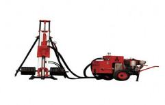 DTHR Drilling Rigs by Hara Rock Drills Pvt. Ltd.