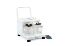 Electric Suction Machine by Rizen Healthcare