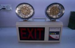 Emergency Light by Aristos Infratech