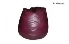 Everlast Maroon Bean Bag by Trendz Interiorz