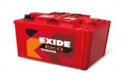 Exide EKO Tubular Battery by Maa Santoshi Battery Service