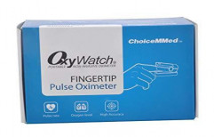Finger Print Pulse Oximeter-Oxywatch by Rizen Healthcare