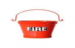 Fire Bucket Set by Aristos Infratech