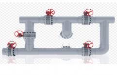Five Way Butterfly Valve by Vardhman Chemi - Sol Industries