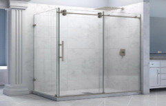 Glass Shower Enclosure by Glass Angels