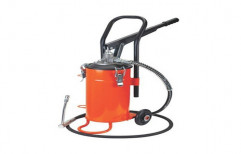 Grease Bucket Trolley for 5 kg by Taj Trading Company