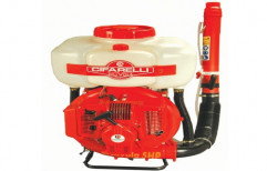 High Pressure Mist Duster Sprayer by Kisankraft  Limited