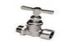 In Line Male Female Needle Valve by X- Team Equipments Private Limited