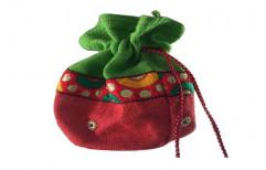 Jute Pouch Bag by Sakhyata Social Enterprises