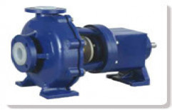 Lined Chemical Process Pump by Lucky Seal Engineering