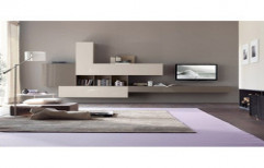 Modular TV Cabinet by BR Kitchens