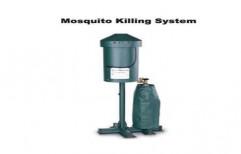 Mosquito Killing System by Union Plastics