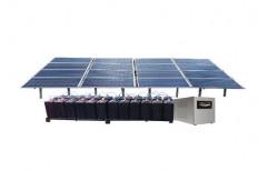 Off Grid Solar Power Plant by Dynamic Innovation