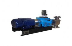 Patel Metering Pumps 0 - 7, 000 Lph Plunger Pump, Dp 1011, Max Flow Rate: 0 - 7000 Lph