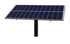 Pole Solar Panel by Maa Santoshi Battery Service