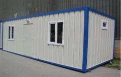 Prefabricated Portable Cabin by Vardhman Chemi - Sol Industries