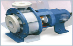 Process Pumps in Poly Propylene with Mechanical Seal by Hans Industrial Valves & Pumps
