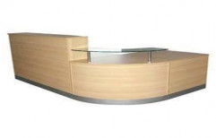 Reception Table by Touchwood Interior