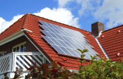 Residential Rooftop Solar Panels by Greenroof Solar Private Limited