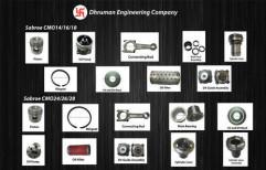 Sabroe CMO Compressor Spares by Dhruman Engineering Company