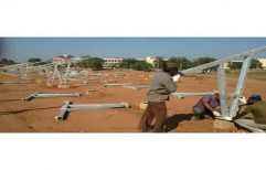 Solar Panel Installation by Algora Power Ray Green Tech Private Limited