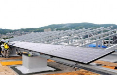 Solar Panel Structure by Dynamic Innovation