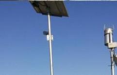 Solar Street Light by Sunrenso Systems