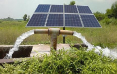 Solar Water Pump by Lucent Ecoenergy Pvt. Ltd.