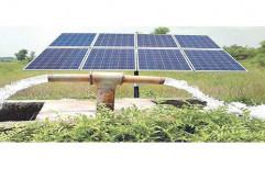 Solar Water Pump by Indo AGVR Solar Energy
