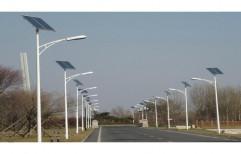 Street Light Pole Fabrication Service by A.P. Technologies