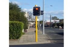 Traffic Camera Pole by A.P. Technologies