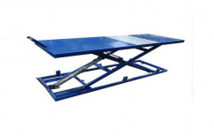 Two Wheeler Service Ramp by Mech India