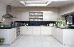 U Shaped Kitchen by S. Mohan Agency